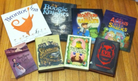 roc books