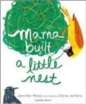 mama built nest